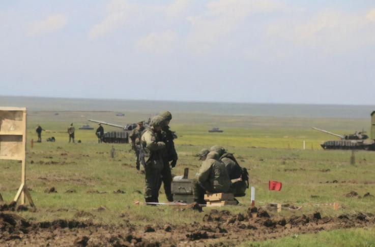 Ռուսաստանը Ղրիմ է տեղափոխել Հյուսիսային Կովկասի ռազմական կազմավորումները