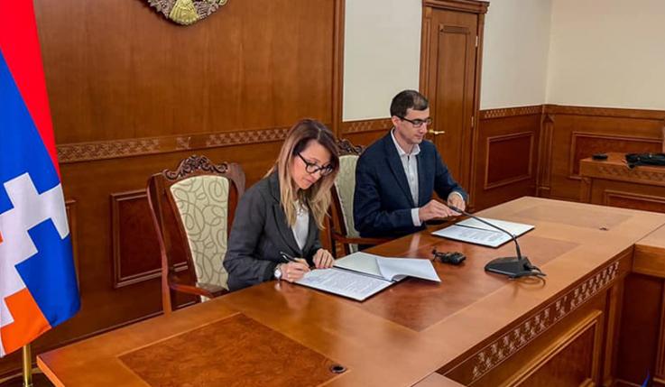 Հայաստանն Արցախի սոցիալական անվտանգության երաշխավորն է. ստորագրվել է համագործակցության հուշագիր