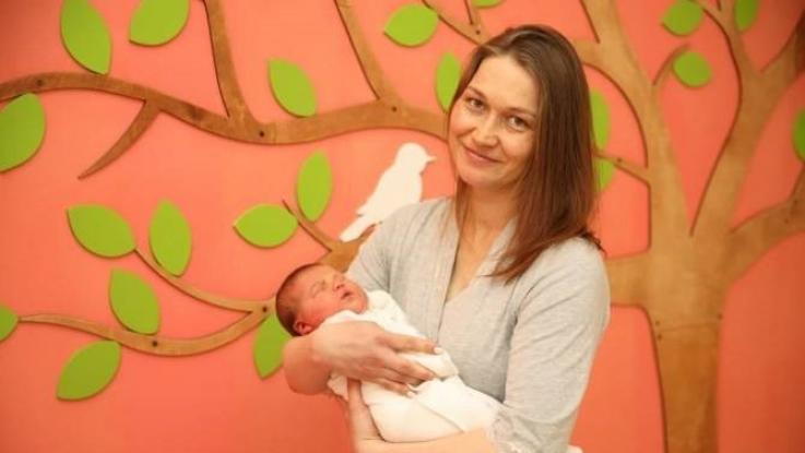 Սանկտ Պետերբուրգում ավելի քան 5 կգ քաշով աղջիկ է ծնվել