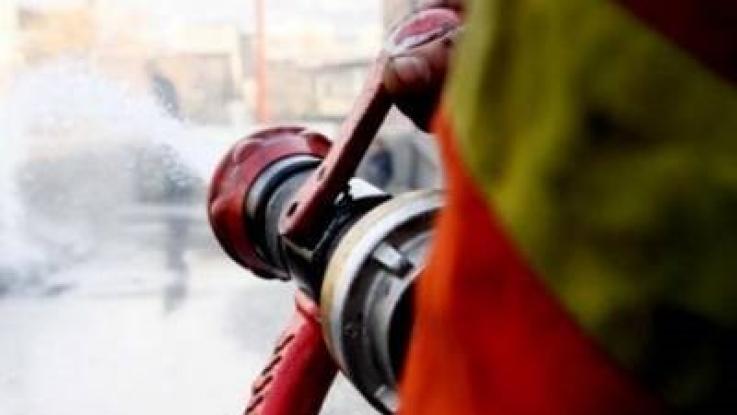 Երևանի Իսահակյան փողոցի մոտակայքում 14 տաղավար է այրվել