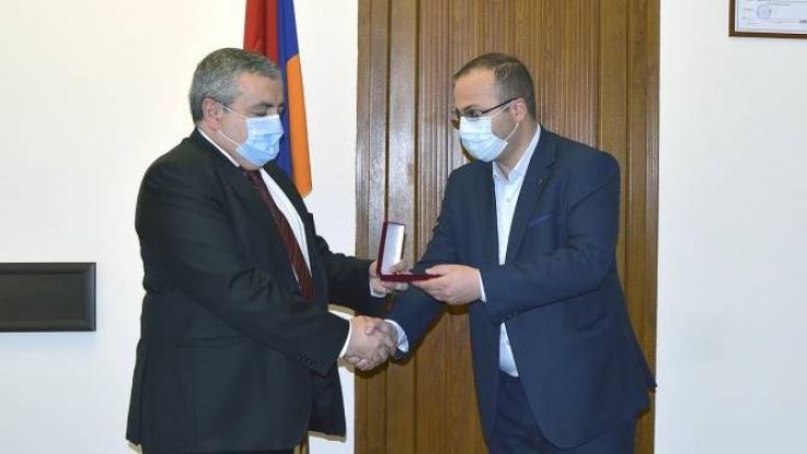 Հայաստանն ու Արցախը կամրապնդեն համագործակցությունը սննդամթերքի անվտանգության ոլորտում