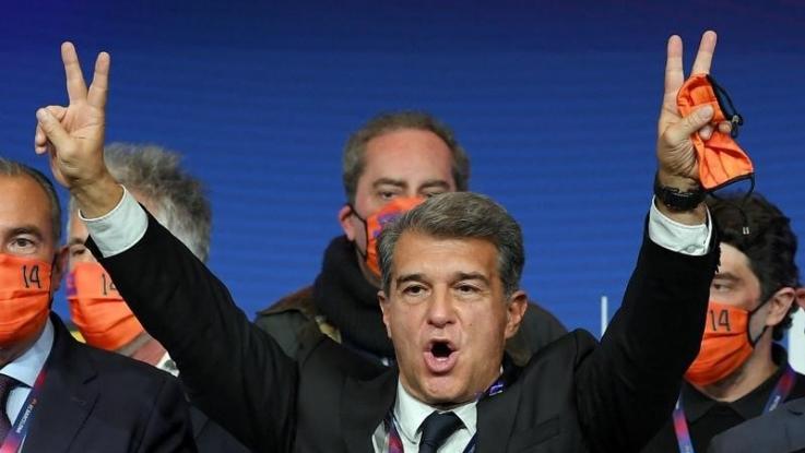 Ժոան Լապորտան վստահ է, որ «Բարսելոնան» կհաղթի Լա լիգան, եթե…