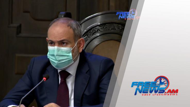 Ադրբեջանցի զինվորականները կեղծված քարտեզ են ցույց տալիս. վարչապետ (տեսանյութ)