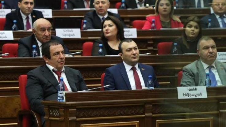 ԲՀԿ-ն ազգային ժողովի արտահերթ նիստ է նախաձեռնում