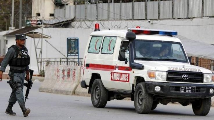 Աֆղանստանում առնվազն 12 մարդ է զոհվել մզկիթում տեղի ունեցած պայթյունի հետեւանքով