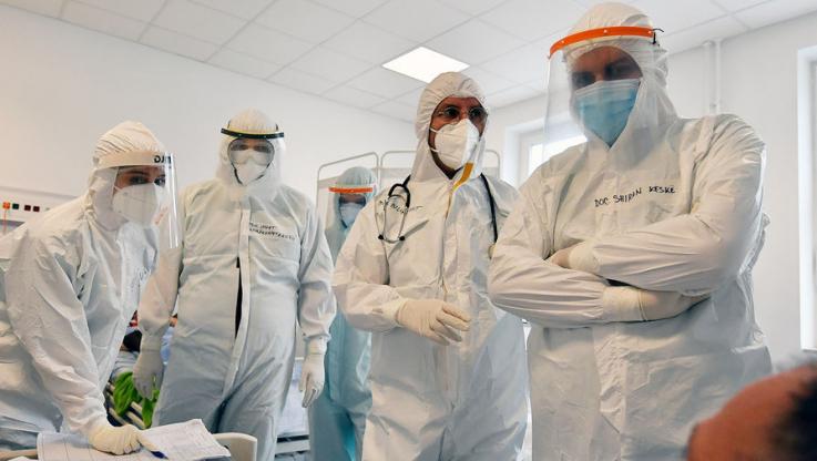 Ռուսաստանում սկսվել է կորոնավիրուսի 3-րդ ալիքը. Մյասնիկով