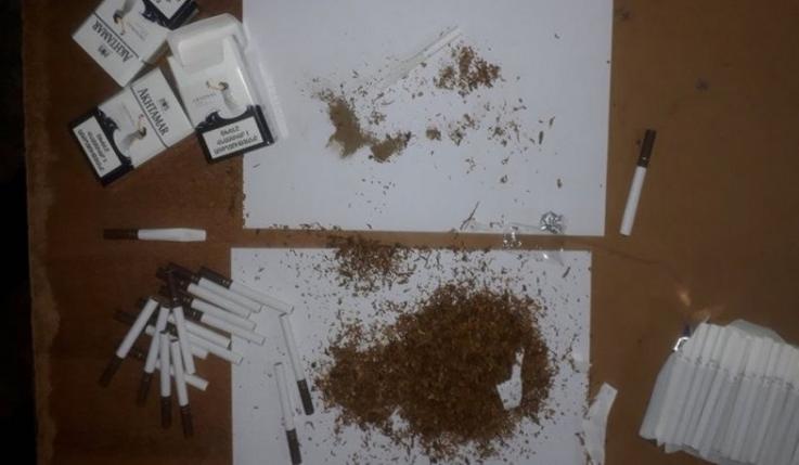 «Արմավիր» ՔԿՀ-ի ծառայողները հանձնուքում հերոին տեսակի թմրամիջոցին նմանվող զանգված են հայտնաբերել