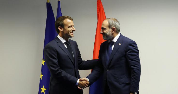 Ֆրանսիան պատրաստ է ռազմական աջակցություն ցուցաբերել Հայաստանին. Նիկոլ Փաշինյան