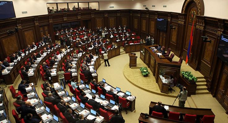 Հայաստանը կասեցնելու է Ադրբեջանի ռազմական ագրեսիան. ԱԺ–ն հայտարարություն է ընդունել