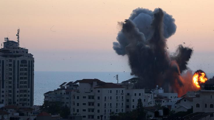 Իսրայելը հարվածներ է հասցրել ՀԱՄԱՍ-ի ռազմական օբյեկտներին