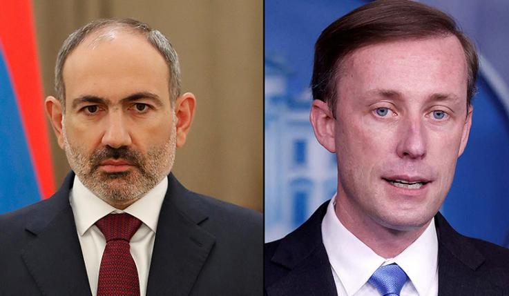 ԱՄՆ-ը Ադրբեջանի ղեկավարությունից կպահանջի դուրս բերել իր ուժերը ՀՀ տարածքից․ ԱՄՆ նախագահի խորհրդականը՝ Նիկոլ Փաշինյանին