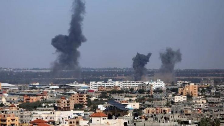 Օդային տագնապի շչակներ են հնչել Իսրայելի հարավում