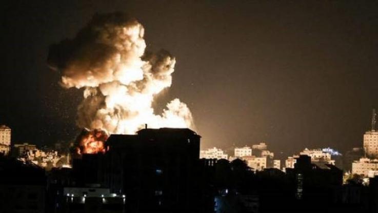 Գիշերն 90 հրթիռ են արձակել Իսրայելի տարածք Գազայի հատվածից