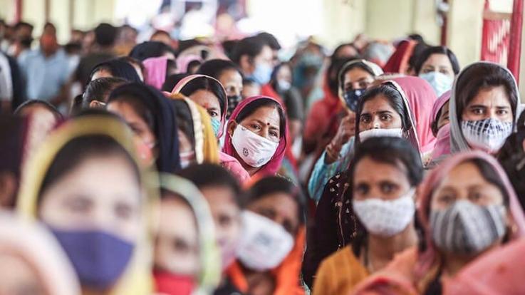 Նոր հակառեկորդ․ Կորոնավիրուսը մեկ օրում Հնդկաստանում 4329 մարդու կյանք է խլել