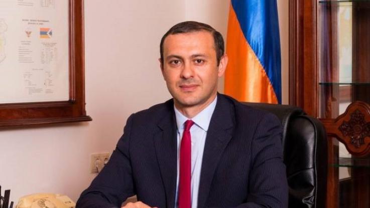 Արմեն Գրիգորյանը Նասրուլլո Մախմուդզոդային ներկայացրել է հայ-ադրբեջանական սահմանին տիրող իրավիճակը