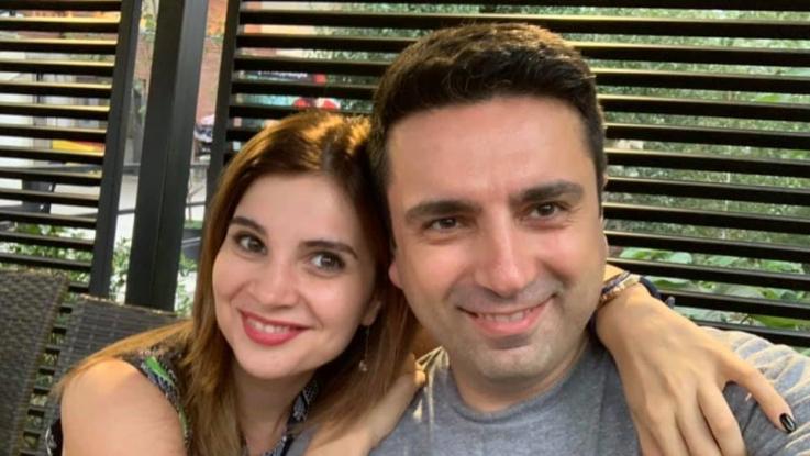 Այսօր՝ մայիսի 24-ին, լույս աշխարհ է եկել Մարիամ Մարգարյանի և ԱԺ փոխխոսնակ Ալեն Սիմոնյանի որդին. լուսանկարներ