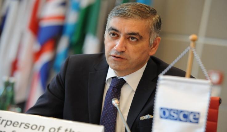 Դեսպան Պապիկյանը ԵԱՀԿ ԱՀՖ-ում անթույլատրելի է համարել ՀՀ տարածք Ադրբեջանի ԶՈՒ ներխուժումը և սադրիչ գործողությունները