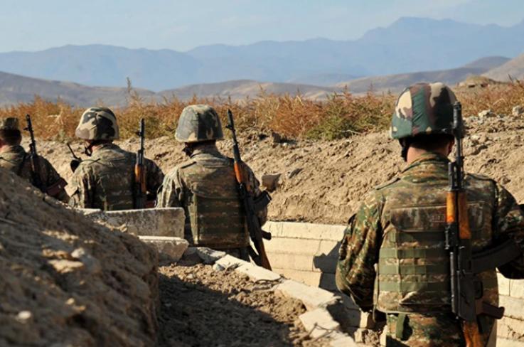 Ադրբեջանի զինուժը Գեղարքունիքի սահմանային հատվածում հերթական անգամ փորձել է ինժեներական աշխատանքներ իրականացնել