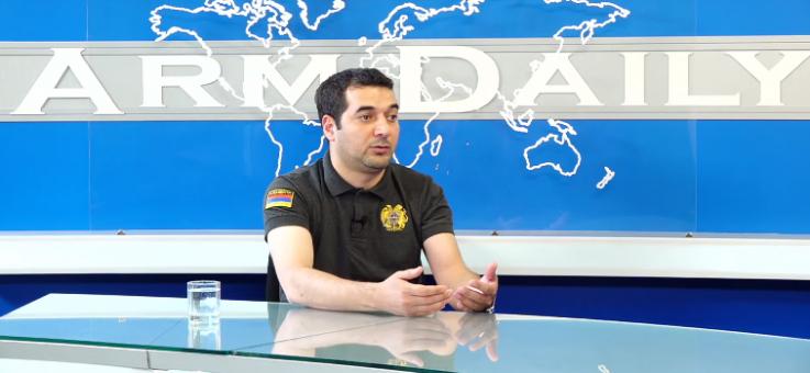 Ես շնորհակալ եմ Սերժիկ Սարգսյանին`այդ ձայնագրությունը հրապարակելու համար. Հրաչյա Հակոբյան (տեսանյութ)