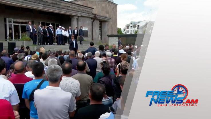 Լոռիում Փաշինյանին գրկաբաց դիմավորեցին. ամփոփվեց քարոզարշավի 4-րդ օրը