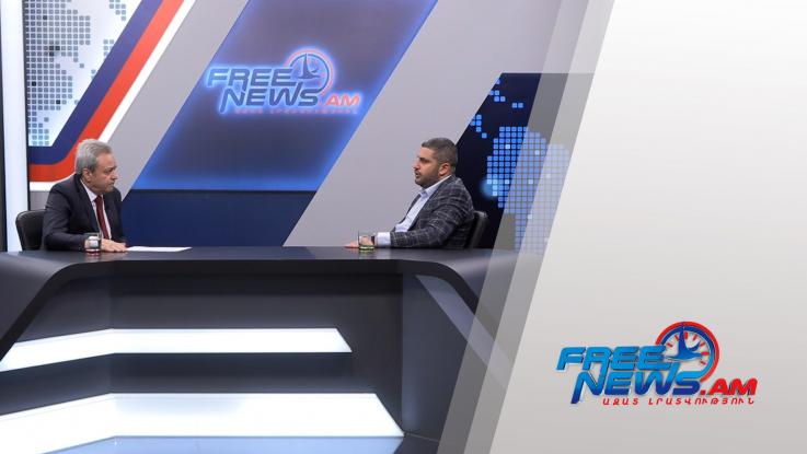 Ազատ զրույց Արթուր Կիրակոսյանի հետ 09.06.2021
