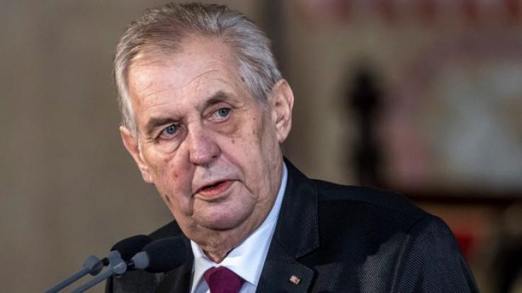 Չեխիայի նախագահը Եվրամիությանը կոչ է արել չհերոսացնել Նավալնիին