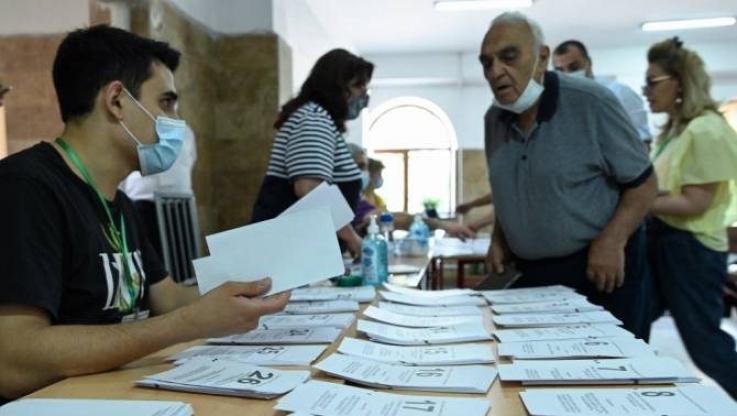 ԿԸՀ-ն տպագրել է շուրջ 70 միլիոն քվեաթերթիկ և բաշխել ընտրատեղամասերին