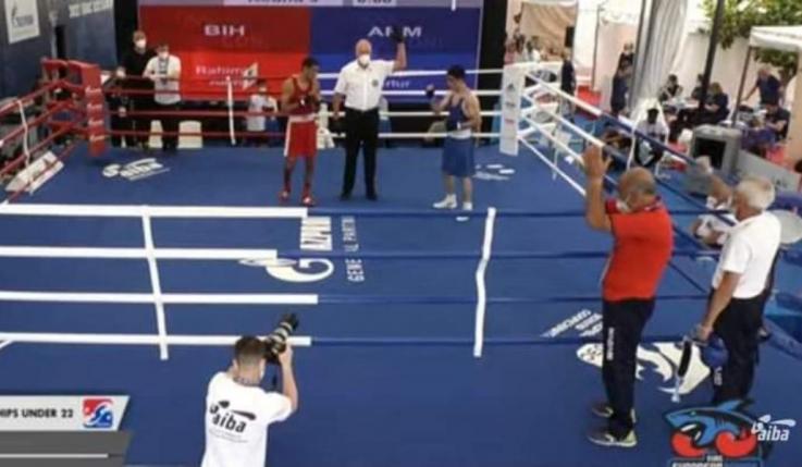 Արթուր Բազեյանը բռնցքամարտի Եվրոպայի առաջնությունում ապահովել է բրոնզե մեդալը