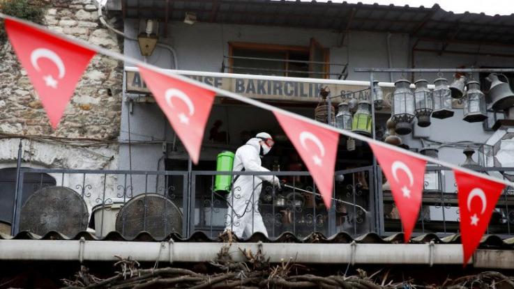 Թուրքիայում պարետային ժամը չեղարկվել է