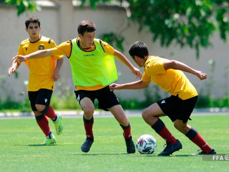 Հայաստանի Մ-17 հավաքականը ընկերական հանդիպումներ կանցկացնի Պորտուգալիայի հետ