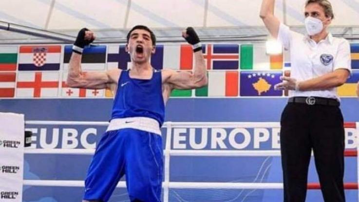 Բռնցքամարտիկ Արթուր Բազեյանը դարձել է Եվրոպայի չեմպիոն