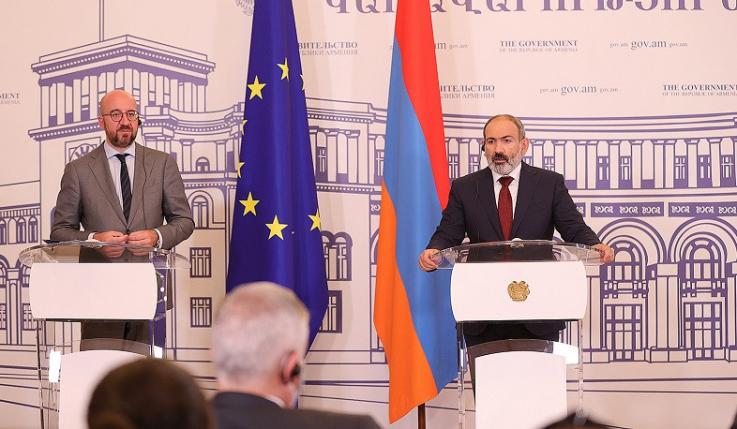 Հատուկ ցանկանում եմ ընդգծել, որ Հայաստանի և Եվրոպական միության շփումները երբևիցե այսքան ինտենսիվ չեն եղել. Փաշինյան