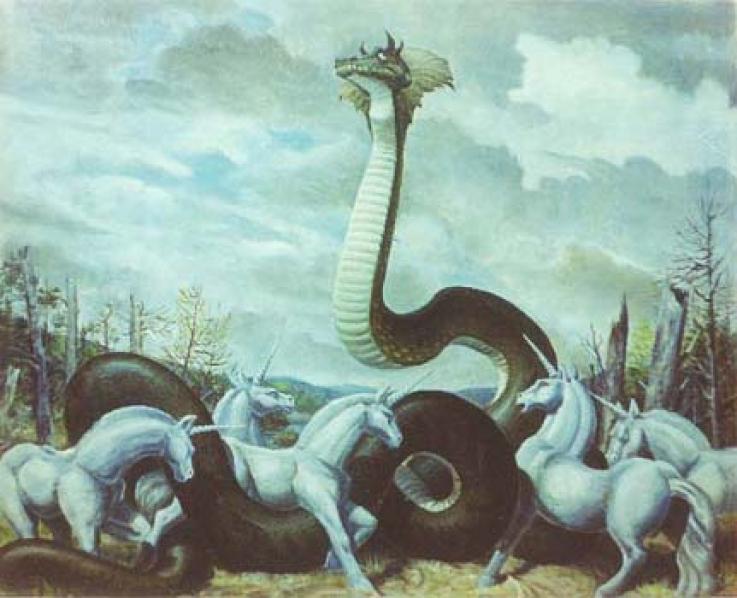 Միֆեր առասպելական արարածների մասին