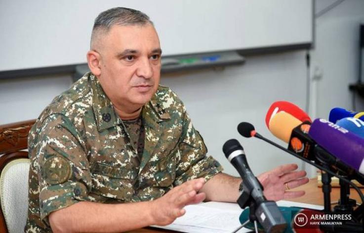 Հայ-ադրբեջանական սահմանին իրավիճակն այս պահին հանգիստ է