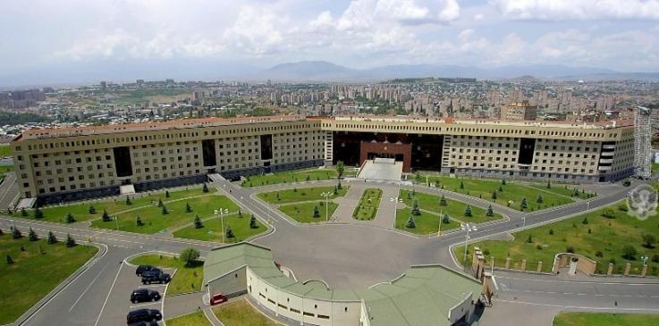 Հայ-ադրբեջանական սահմանին իրադրությունը, ժամը 23:00-ի դրությամբ, շարունակում է լարված մնալ․ ՊՆ