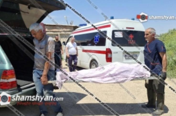 Արարատ գյուղում գործող արտադրամասում 23-ամյա երիտասարդը հոսանքահարվել է և տեղում մահացել
