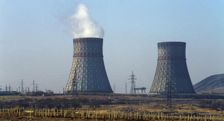 Հայկական ԱԷԿ-ում մեկնարկել է ռեակտորի իրանի թրծաթողման աշխատանքները