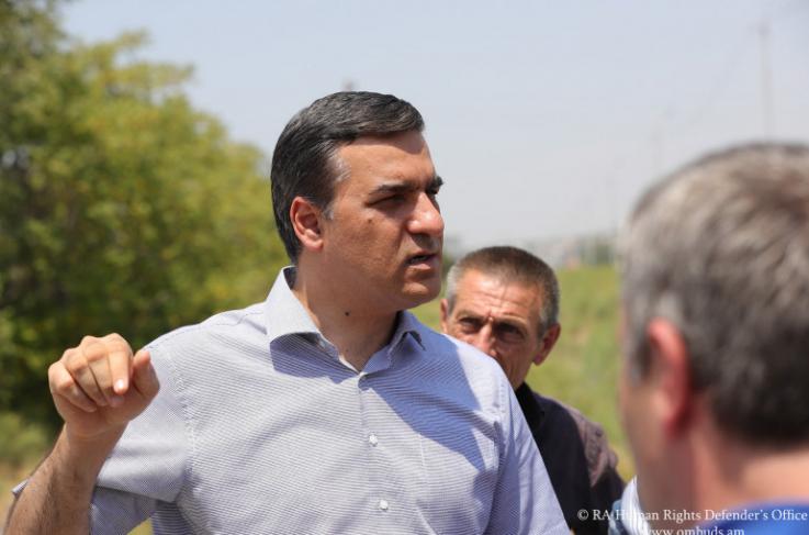 Երասխի հարևանությամբ ադրբեջանական կրակոցները հանցավոր բնույթի են․ ՀՀ ՄԻՊ
