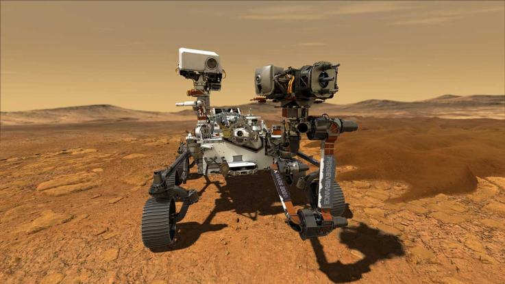 Մարսագնացը Մարսի վրա կյանքի նշաններ է որոնում