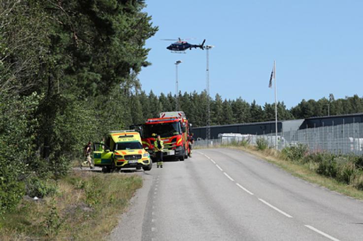 Շվեդիայում երկուբանտարկյալ պատանդ են վերցրել բանտի պահապաններին և ուղղաթիռ պահանջել