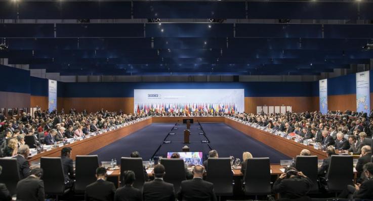 Ռուսաստանի պատվիրակությունը սպառնացել է լքել ԵԱՀԿ ֆորումը