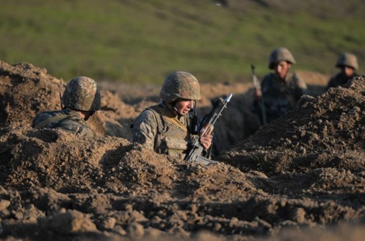 Հակառակորդը կրակ է բացել Գեղարքունիքի հատվածում․ հայկական կողմն ունի 3 վիրավոր