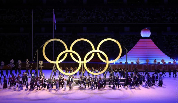 Արմեն Սարգսյանը ներկա է գտնվել Տոկիոյի ամառային օլիմպիական խաղերի բացմանը