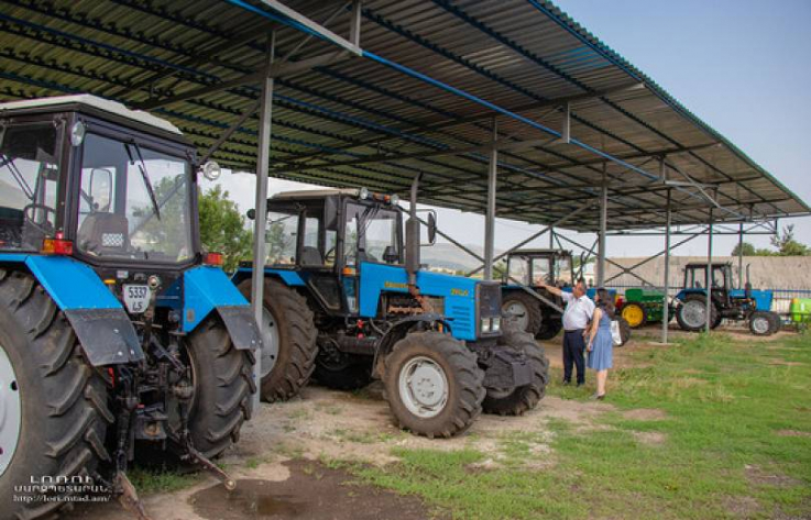 Լոռի Բերդ համայնքում կիրականացվի հակակարկտային կայանների տեղադրում և գյուղգործիքների ձեռքբերում