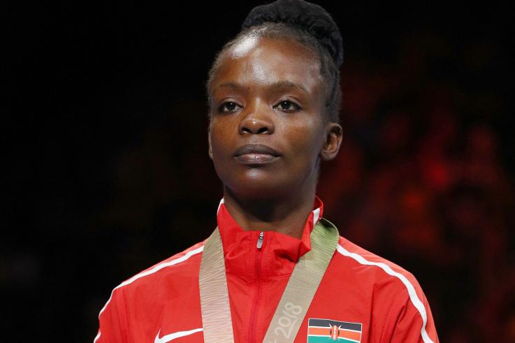 Քենիացի բռնցքամարտուհին պատմել է 12 տարեկանում հղիանալու պատճառների մասին