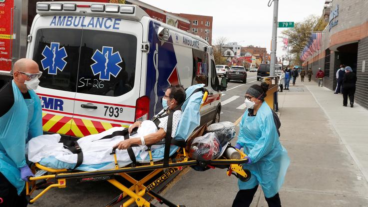 ԱՄՆ-ում հիվանդանոցի աշխատակիցը յուրացրել է COVID-19- ից մահացածների ինքնությունը