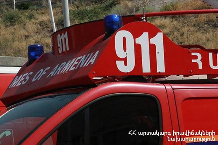 ՃՏՊ Երևան-Սևան ավտոճանապարհին․ կան տուժածներ
