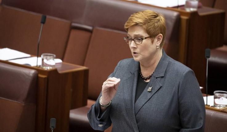 Ավստրալիայի արտգործնախարարն արձագանքել է Արցախի անկախության ճանաչման կոչով խնդրագրին
