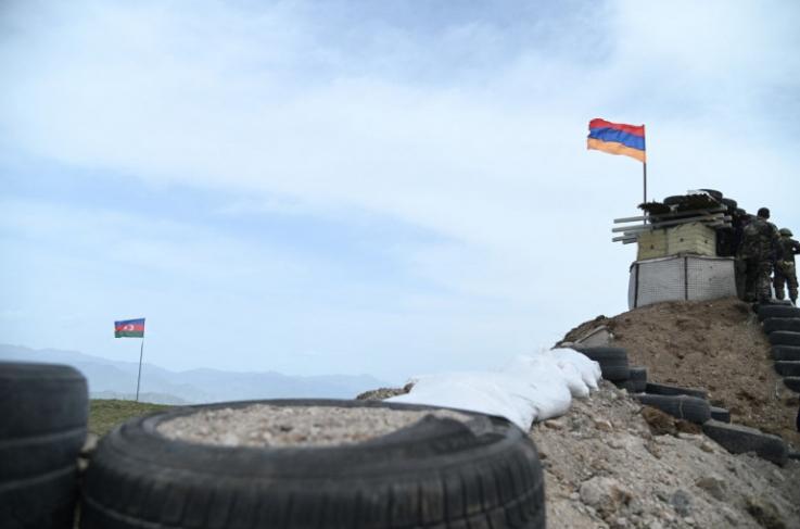 Ժամը 15:30-ից հակառակորդը վերսկսել է կրակը Երասխի հայկական դիրքերի ուղղությամբ. ՊՆ