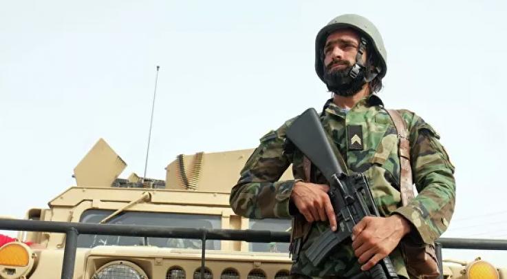 Աֆղանական բանակը թալիբներից ազատել է Բալխ նահանգի մի շրջան